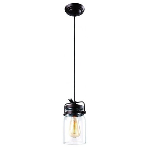 Светильник Arte Lamp Bene A9179SP-1CK, E27, 60 Вт бра arte lamp bene a9179ap 1ck