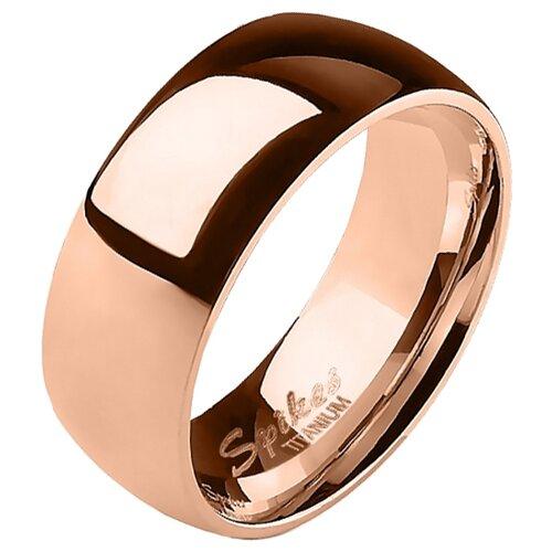 Фото - Spikes Кольцо обручальное R-TI-4384-8, размер 21.5 кольца spikes r ti 0619 8