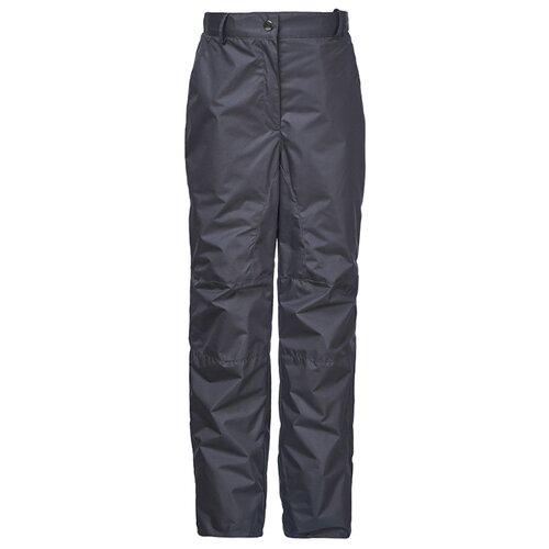 Купить Брюки Oldos Милли OSS052TPT размер 122, графитовый, Полукомбинезоны и брюки