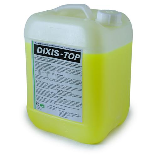Теплоноситель пропиленгликоль DIXIS TOP 10 кг теплоноситель для систем отопления dixis 30л