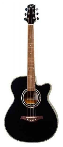 Вестерн-гитара Flight F-230C BK