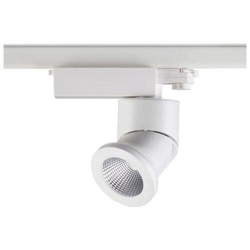 Трековый светильник-спот Novotech Prometa, 357873 встраиваемый спот точечный светильник novotech vetro 369511