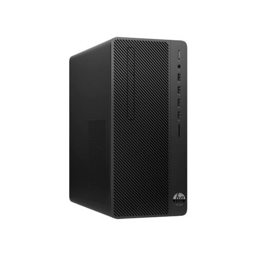Настольный компьютер HP 290 G3 MT (9DP49EA) Mini-Tower/Intel Core i3-9100/4 ГБ/500 ГБ HDD/Intel UHD Graphics 630/Windows 10 Pro черный компьютер