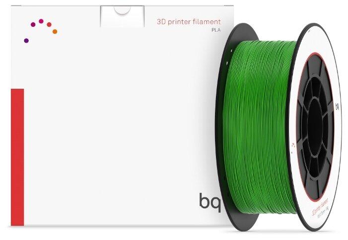PLA пруток BQ 1.75 мм светло-зеленый (grass green)