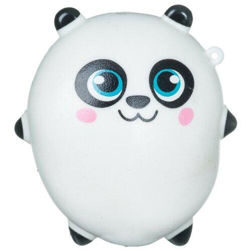 Купить Игрушка-мялка BONDIBON Липучка-тянучка Панда (ВВ4302) белый, Игрушки-антистресс