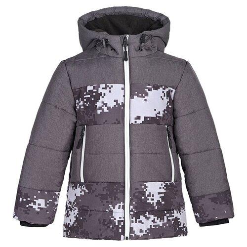 Купить Куртка Ciao Kids Collection размер 14 лет, серый, Куртки и пуховики