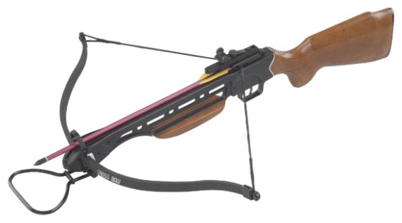 Рекурсивный арбалет Man Kung MK-150A1 wood stock в комплектации