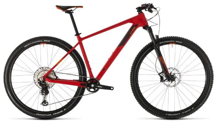 Горный (MTB) велосипед Cube Reaction C:62 Pro (2020) — купить по выгодной цене на Яндекс.Маркете