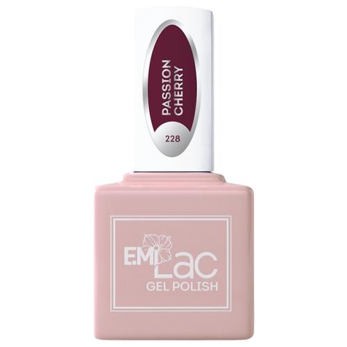 Купить Гель-лак для ногтей E.Mi Red Manifest, 9 мл, 228 Страстная вишня