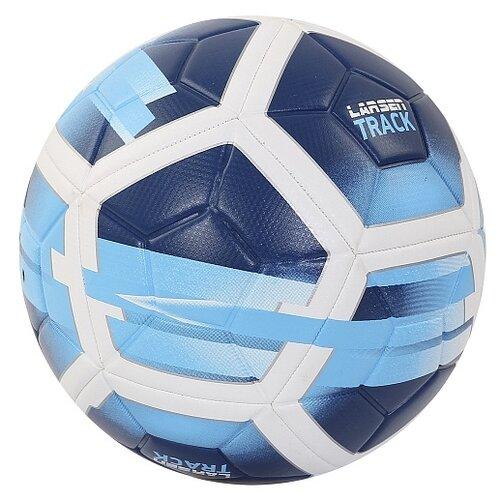 Фото - Футбольный мяч Larsen Track blue 5 мяч larsen duplex 5 301716