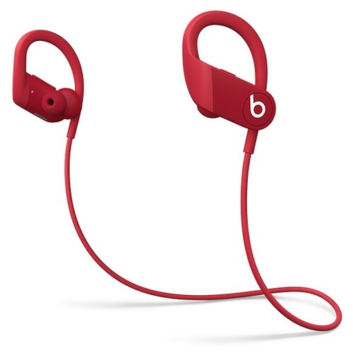 Беспроводные наушники Beats Powerbeats High-Performance Wireless, red