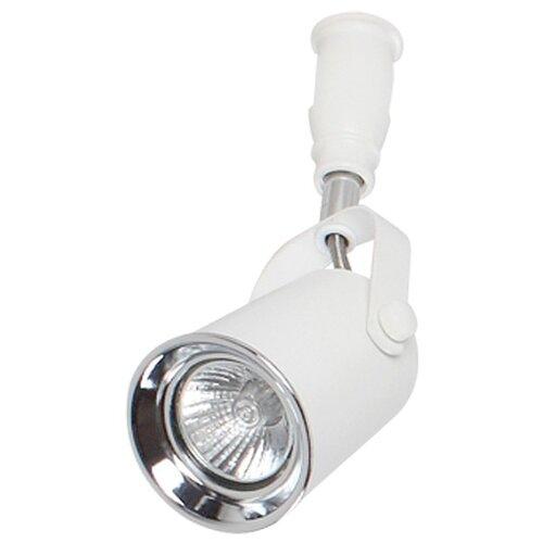 Трековый светильник-спот Odeon light Flexi White 3628/1 бра odeon light flexi white 3628 1w