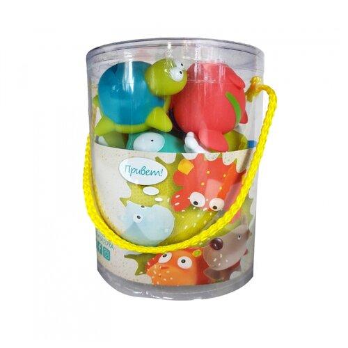 Игрушки для ванной ЯиГрушка Морские животные