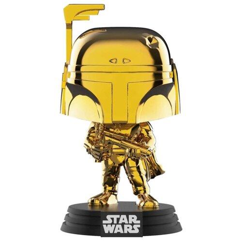 Купить Фигурка Funko Star Wars: Боба Фетт (золотой хром) 37641, Игровые наборы и фигурки