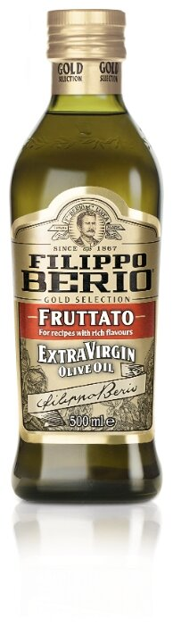 Filippo Berio Масло оливковое Fruttato extra virgin