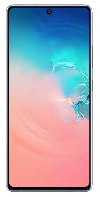 Смартфон Samsung Galaxy S10 Lite 6/128GB фото 1
