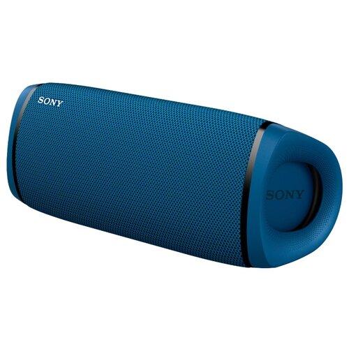цена на Портативная акустика Sony SRS-XB43 blue