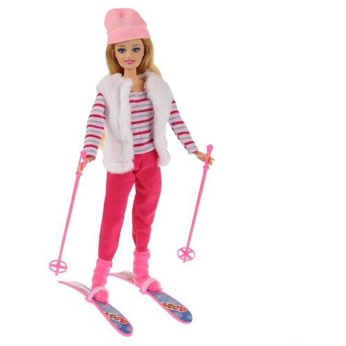 Фото - Кукла Карапуз София лыжница, 29 см, 66178-S-BB кукла карапуз софия повар 29 см