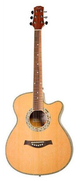 Вестерн-гитара Flight F-230C NA