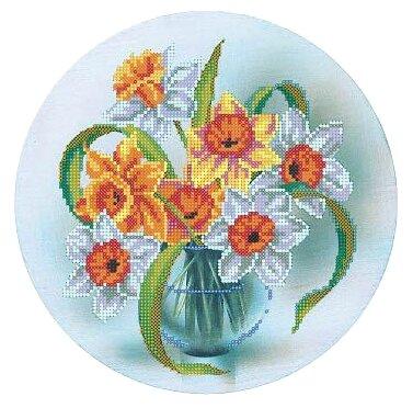 Alisena Схема.рисунок на ткани бисером B1147