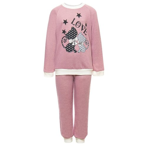 Купить Комплект одежды M&D размер 122, розовый, Комплекты и форма