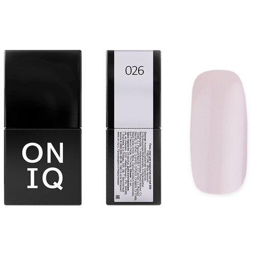 Купить Гель-лак для ногтей ONIQ Pantone, 10 мл, 026 White Alyssum