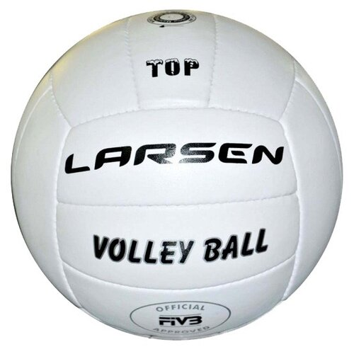 цена на Волейбольный мяч Larsen Top белый