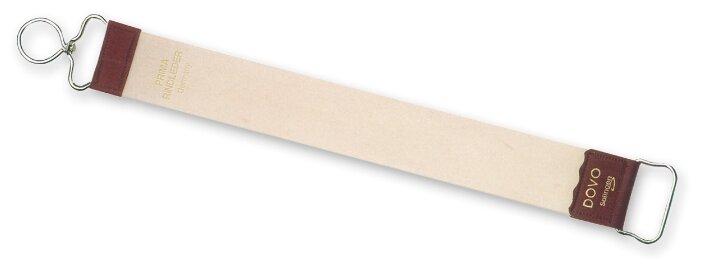 Ремень для правки опасной бритвы Dovo Solingen двусторонний 1853500 (330x45 мм)
