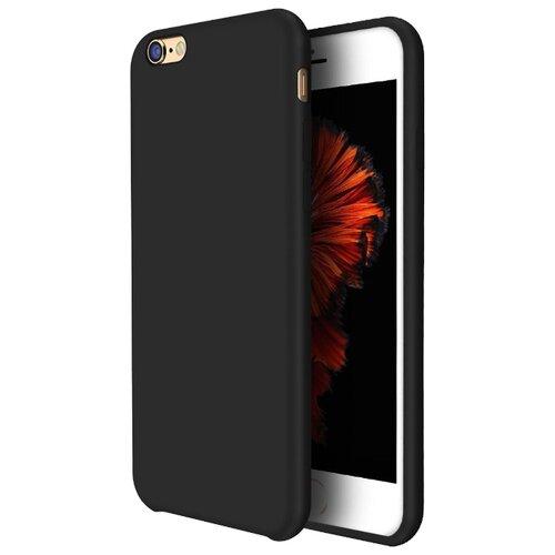 Фото - Чехол-накладка UVOO U004730APP для Apple iPhone 6 Plus/iPhone 6S Plus черный чехол накладка sensocase 100080 защитное стекло для apple iphone 6 plus iphone 6s plus лыжный спорт 2