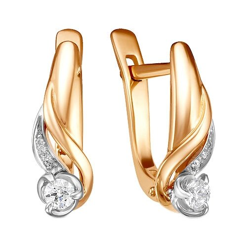 Diamond Union Серьги 5-3097-103-2K