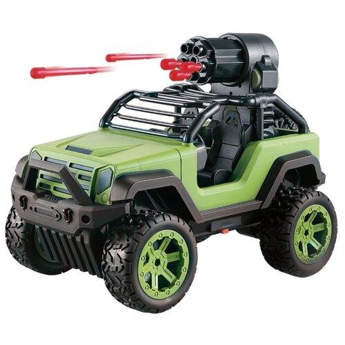 Купить Внедорожник Пламенный мотор Сталкер (870419) 25 см зеленый, Радиоуправляемые игрушки