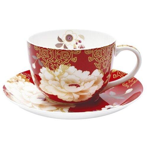 MAXWELL & WILLIAMS Чайная пара Кимоно 250 мл красный