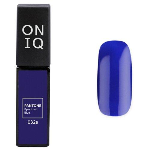 Купить Гель-лак для ногтей ONIQ Pantone, 6 мл, оттенок 032S Spectrum Blue