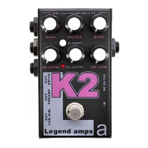 AMT Electronics Предусилитель K2 Legend Amps 2 1 шт.
