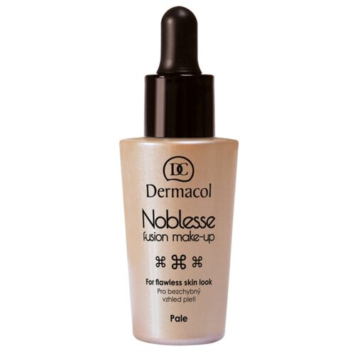 Dermacol Тональное средство Noblesse fusion make-up, 25 мл, оттенок: 02 Nude