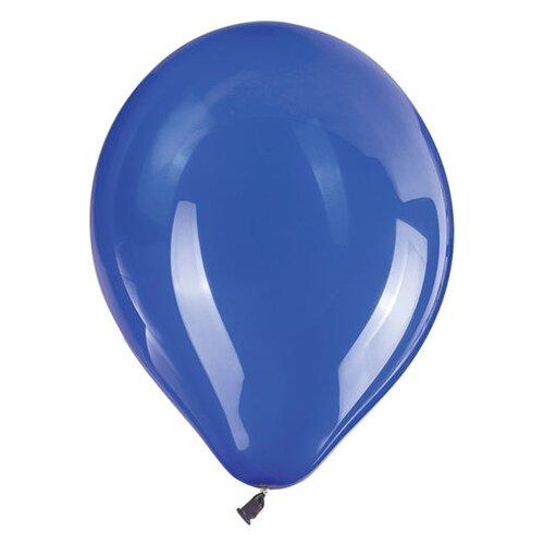 Набор воздушных шаров Золотая сказка Латекс 104998/104999/105000 (50 шт.) синий