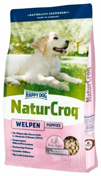 Корм для щенков Happy Dog NaturCroq 1 кг