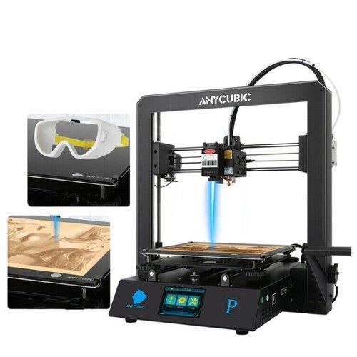 3D принтер Anycubic Mega Pro (2 в 1 - 3д принтер и лазерный гравер)