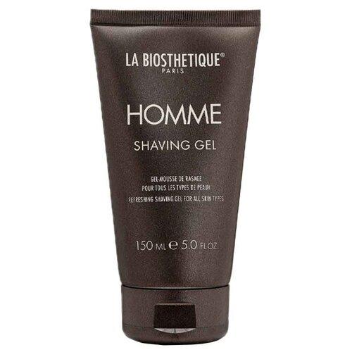 Гель для бритья Shaving Gel La Biosthetique, 150 мл гель для бритья la biosthetique shaving gel 150 мл