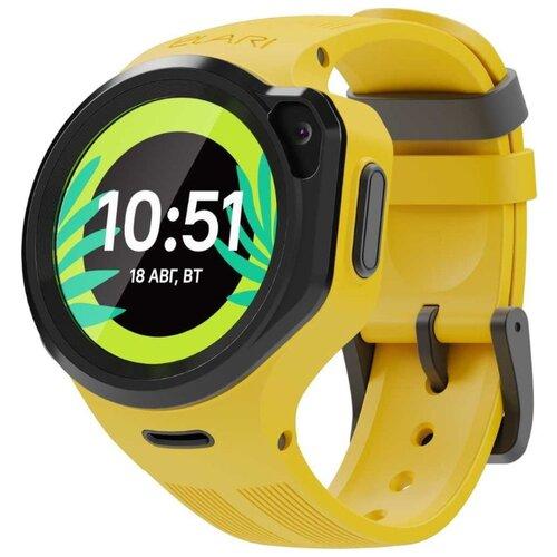 Купить Детские умные часы ELARI KidPhone 4GR желтый