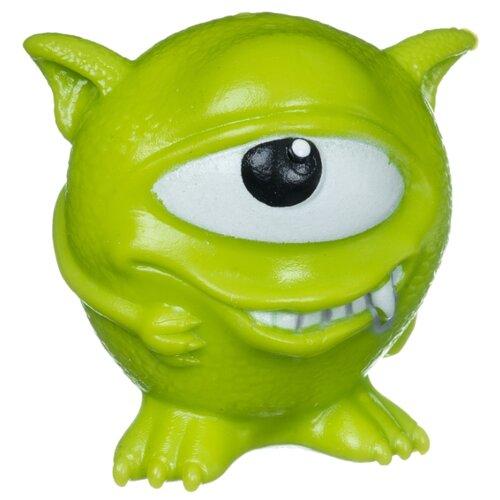 Игрушка-мялка BONDIBON Монстр-липучка Зубастик (ВВ4300) зеленый