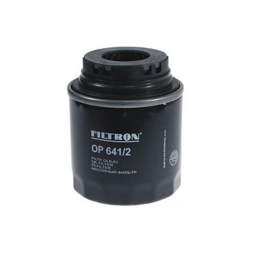 Масляный фильтр FILTRON OP 641/2 масляный фильтр filtron op 629