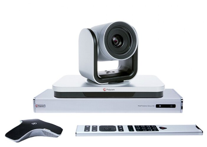 Терминал видеоконференцсвязи Polycom RealPresence Group 500 (7200-64250-114)
