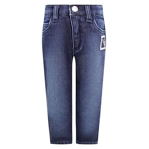 Джинсы EMPORIO ARMANI 6GHJ024D1FZ размер 92, синий джинсы женские armani a5j07h1115 aj