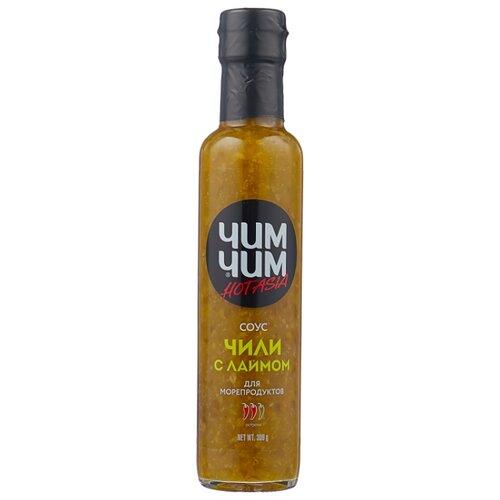 Соус ЧИМ-ЧИМ Чили с лаймом, 300 г