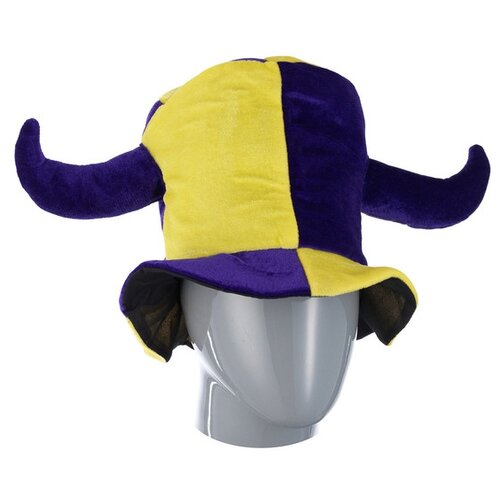 Купить Головной убор SNOWMEN Е40264, синий/желтый, Карнавальные костюмы