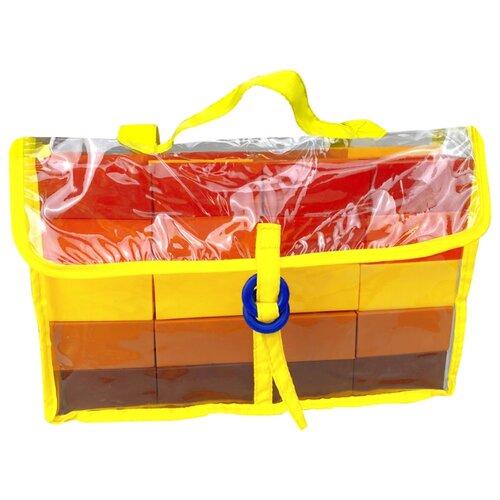 Купить Кубики Росигрушка Кирпичики 5003, Детские кубики
