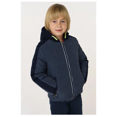 Купить Куртка Original Marines AUA2670B2 размер 158, серый/синий, Куртки и пуховики