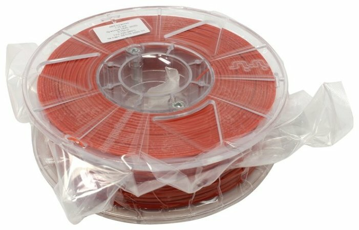 ABS пруток Cactus 1.75 мм красный