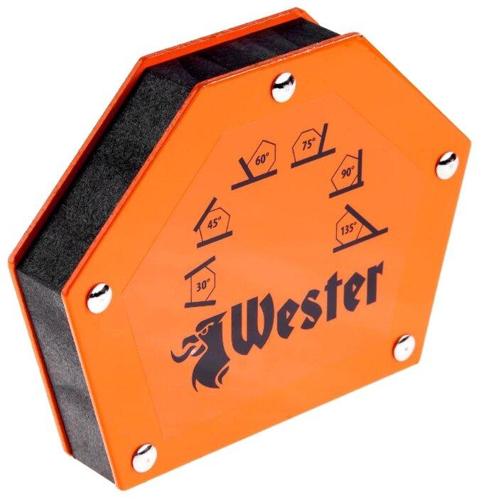 Магнитный угольник Wester WMCT75